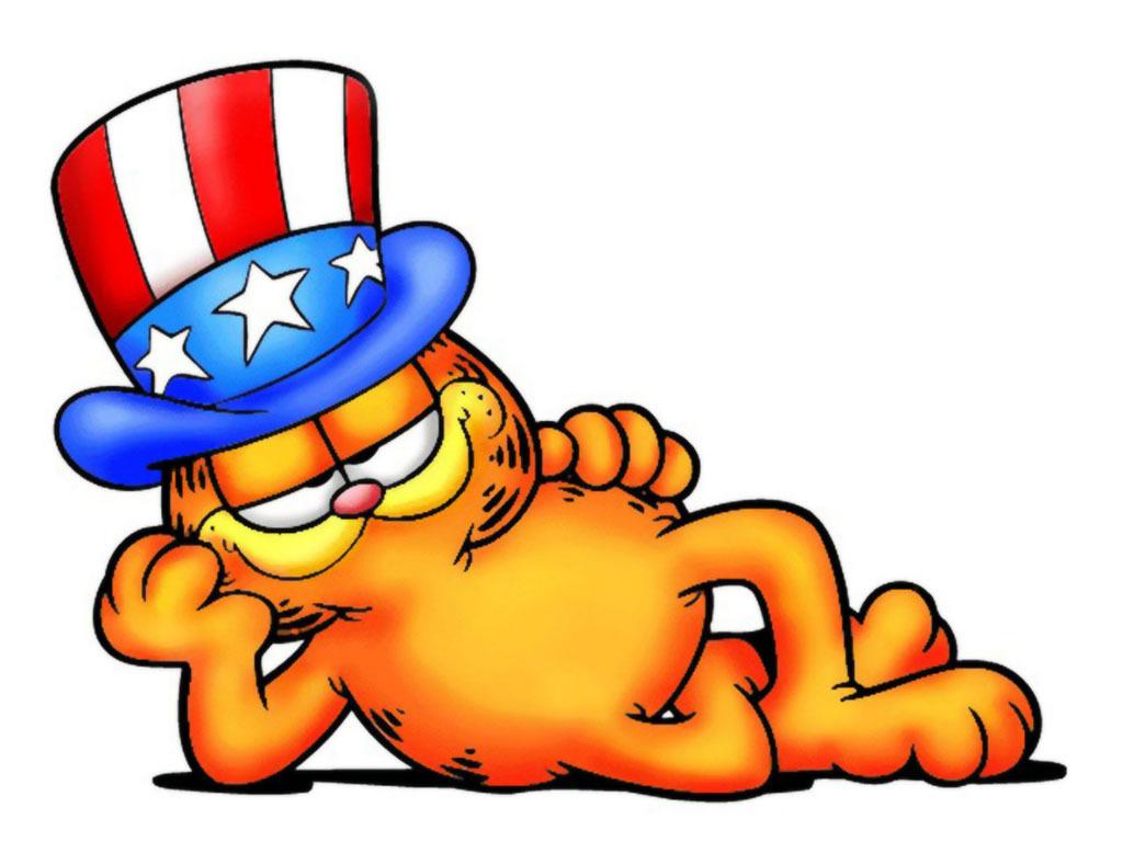Halloween Garfield