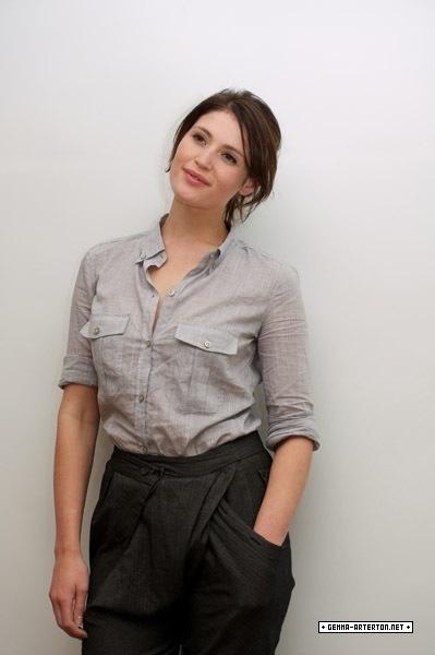 "Gemma Arterton @ ""Tamara Drewe"" Press Conference"