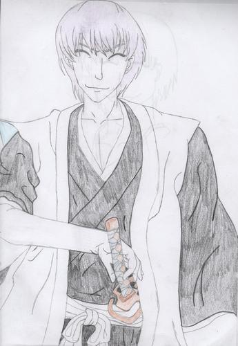 gin sword pose 2