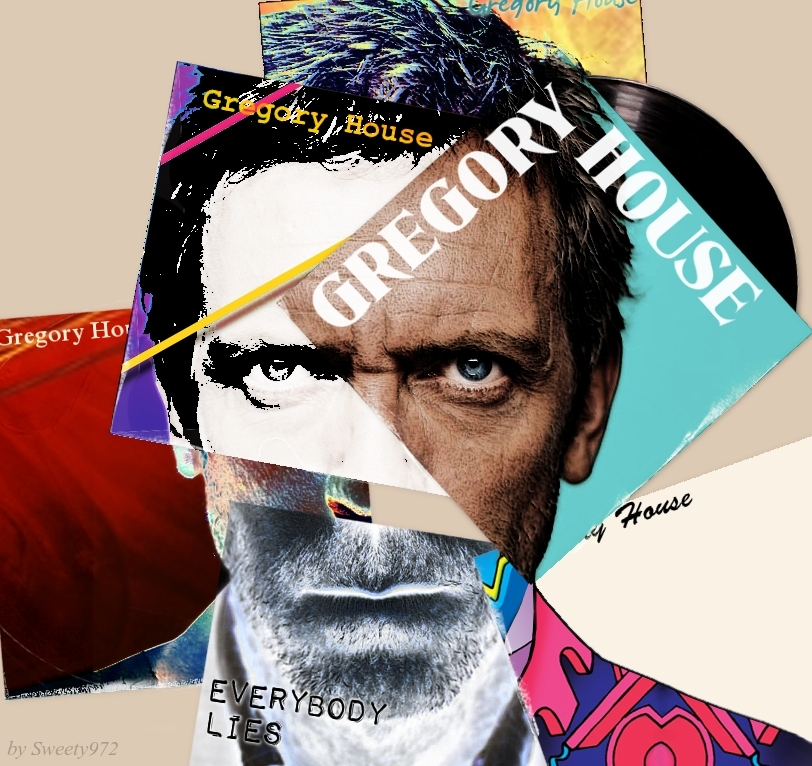 Gregory House - mark ronson style