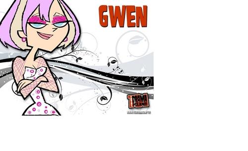 Gwen: Girlyified