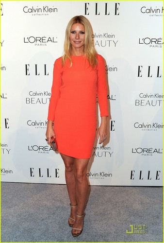 Gwyneth Paltrow: Elle's Women in Hollywood Tribute!