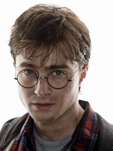 HP7 New Characters Photoshoot (Harry Potter)