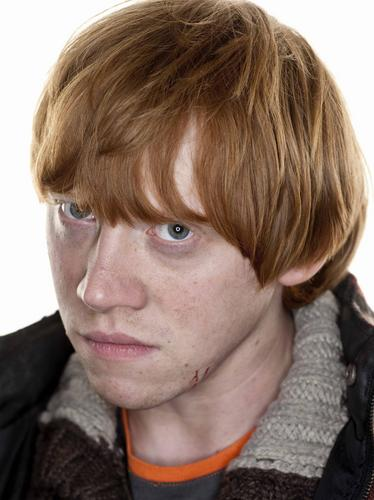 HP7 New Characters Photoshoot (Ron Weasley)