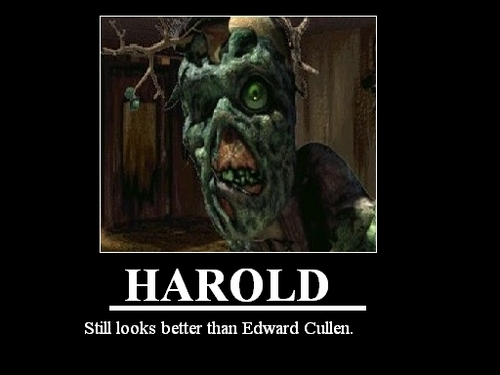 Harold Vs. Edward
