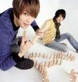 Hey Joongie!! XD - jyj photo