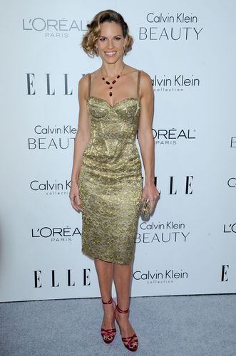 Hilary @ ELLE's 17th Annual Women In Hollywood Tribute - Arrivals