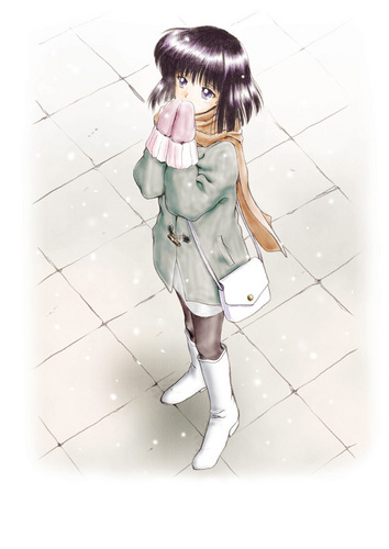 Sailor Saturn wallpaper possibly containing a hip boot titled Hotaru