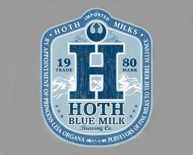 Hoth Blue lait Brewing Company