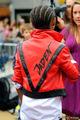 Jaden smith with thriller jacket - michael-jackson photo
