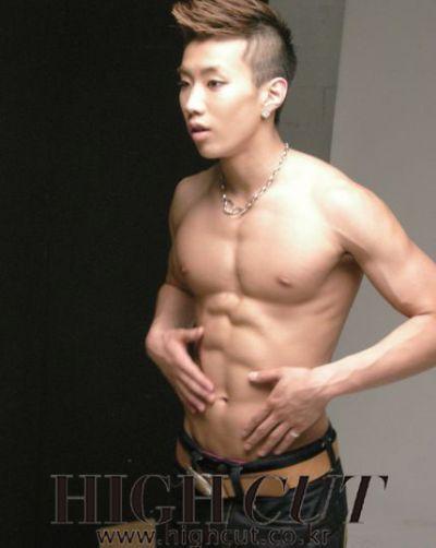 U Kwon Abs Jaebeom - Jay Park Pho...