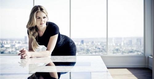 Jennifer Morrison Photoshoot with Eric Tombarel