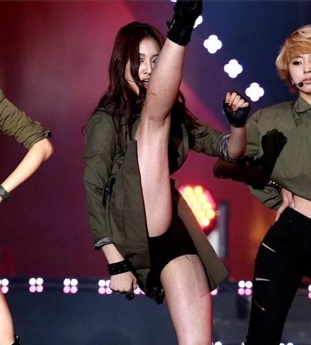 Jihyun at Aisa song festival