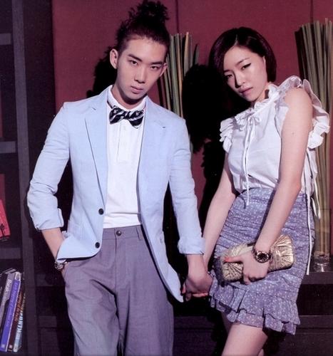 Jo Kwon & Ga in, WGM, wedding pictures.