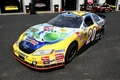 Joey Logano's GameStop/Super Mario Bros. 2 Car Nationwide Series - nascar photo