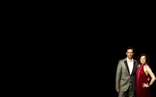 Jon Hamm & Elisabeth Moss