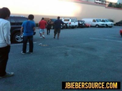 Justin at the laser tag