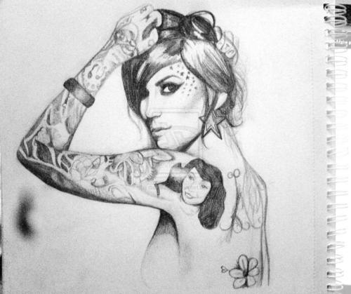 Kat Drawing