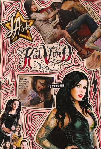 Kat In L.A ink