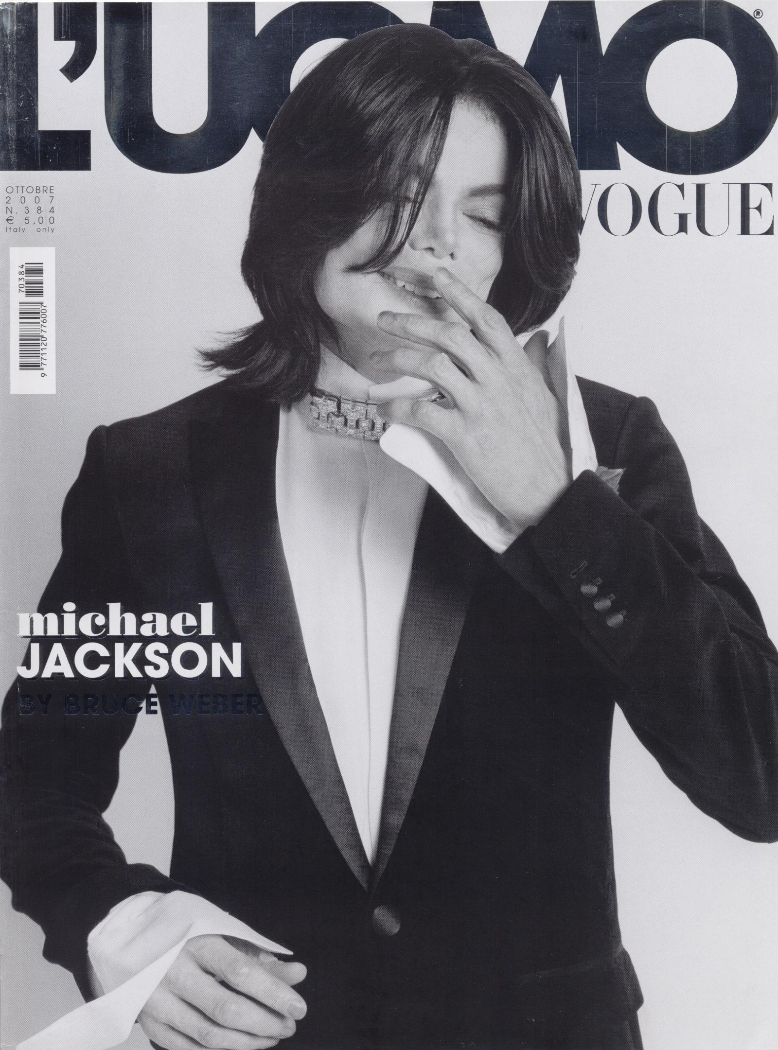 L'uomo Vogue Magazine
