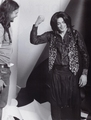L'uomo Vogue Magazine - michael-jackson photo