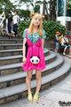 Lingerie Dress, Barbie Bag & Panda Purse