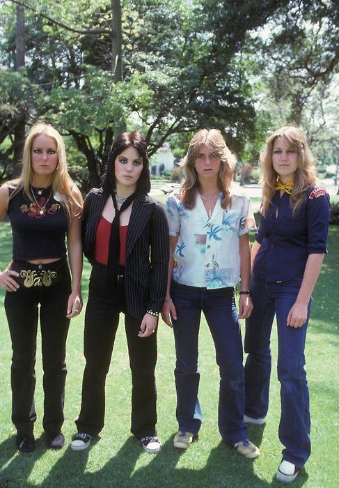 Lita, Joan, Sandy & Vicki