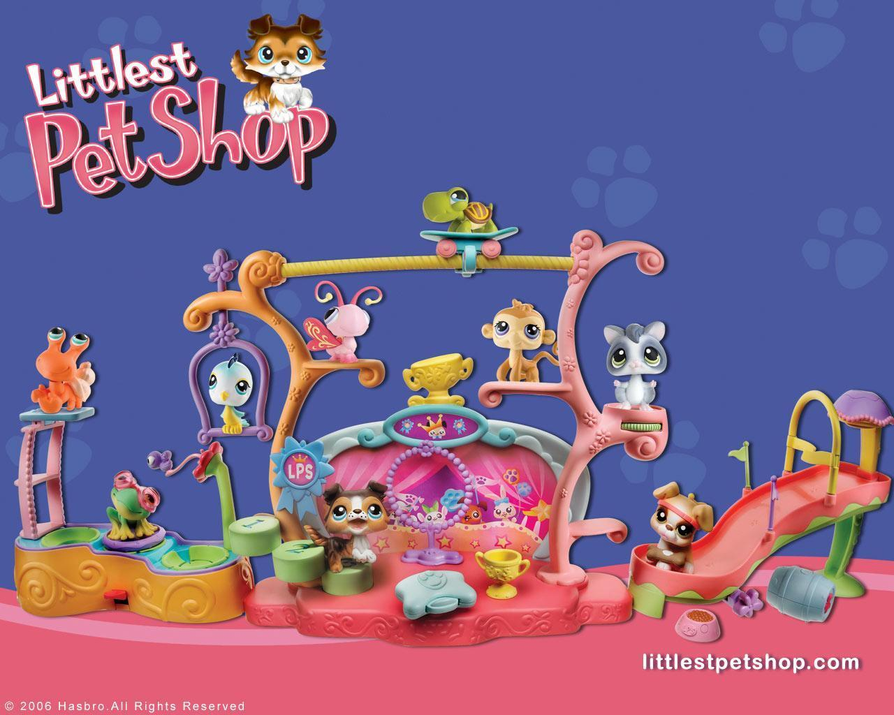 littlst pet shop