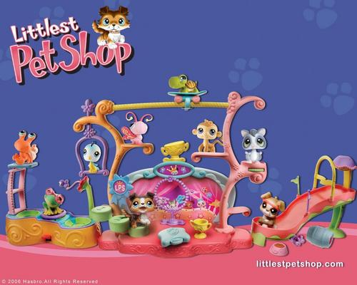 Littlest pet koop colletion