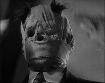 Claude Rains-the invisible man