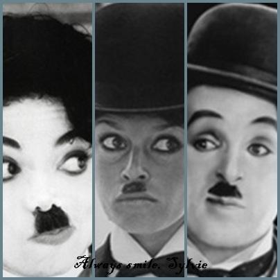 MJ/B.B./Charlie Chaplin