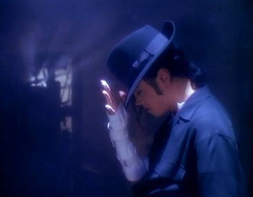 MJ doing the pantera, panther dance:)