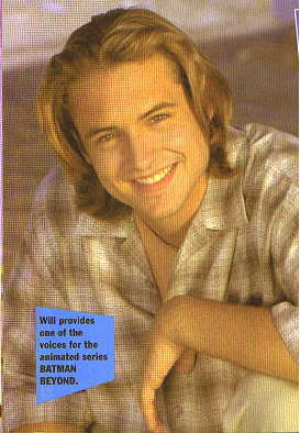 Will Friedle wallpaper with a portrait entitled Magazine shot