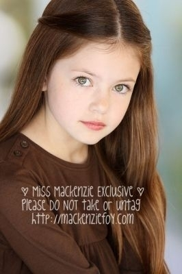 Makenzie Foy - Photoshoot - mackenzie-foy Photo
