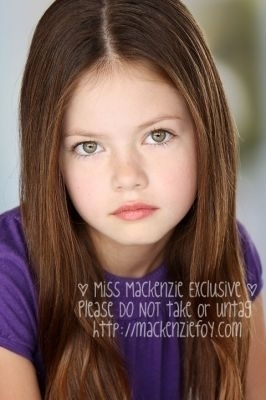 Makenzie Foy - Photoshoot