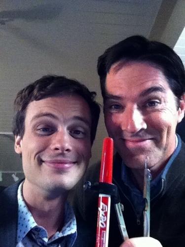 Matthew & Thomas