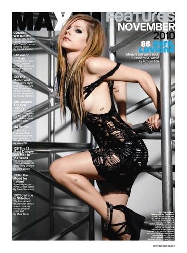 Maxim-Novembre 2010