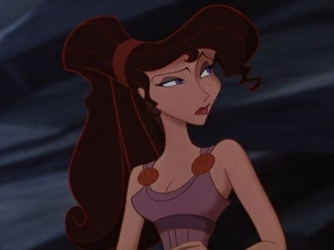 Disney Leading Ladies karatasi la kupamba ukuta called Megara
