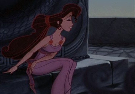 Disney Leading Ladies achtergrond called Megara