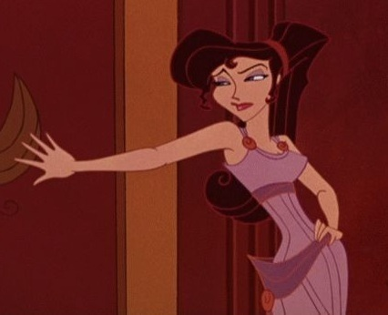Disney Leading Ladies wallpaper containing anime entitled Megara