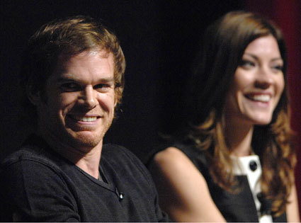 Michael C. Hall wallpaper with a portrait entitled Michael C Hall