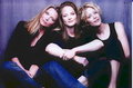 Michelle Pfeiffer, Jodie Foster and Meg Ryan