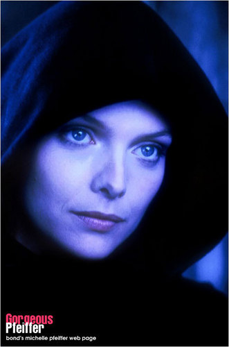 Michelle Pfeiffer in LadyHawke
