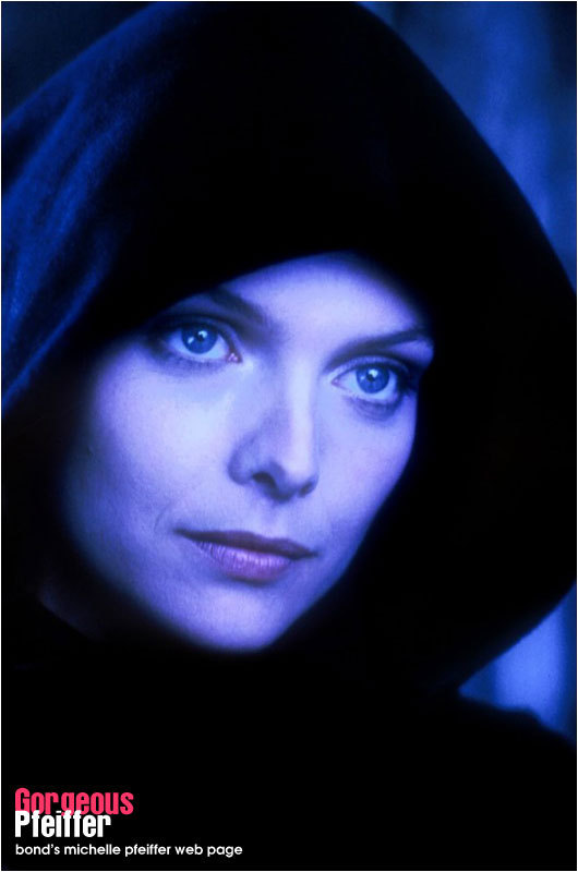 Michelle Pfeiffer in LadyHawke