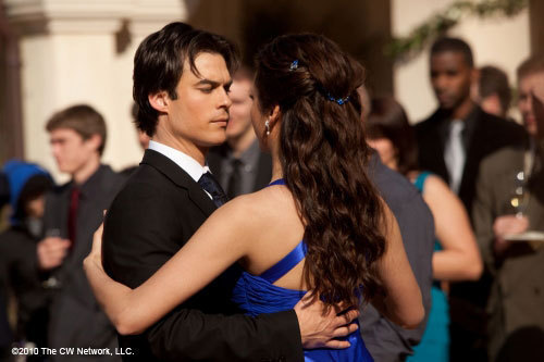 Miss Mystic Falls - elana-and-damon Screencap