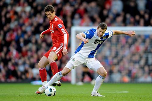 Nando - Liverpool(2) vs Blackburn Rovers(1)
