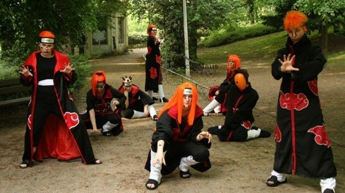 Naruto Cosplay