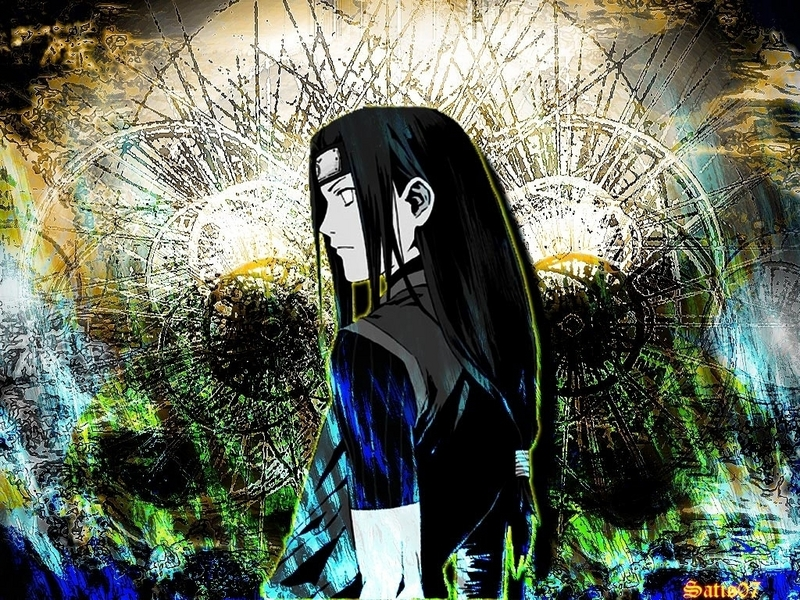 Neji wallpaper - Naruto Wallpaper (16455839) - Fanpop