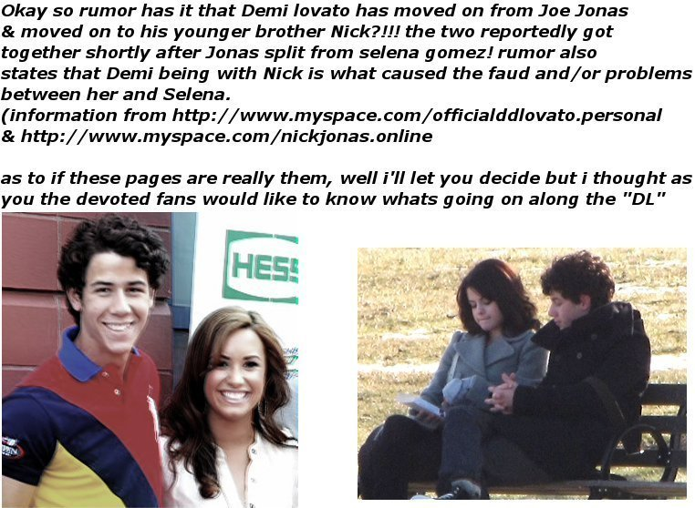 Nemi Together?!!!