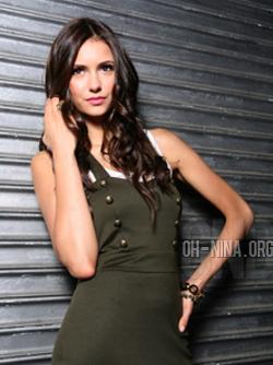 Nina Dobrev oor Girl Life Magazine